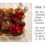 【画像】死刑囚が執行直前に希望した最後の晩餐一覧