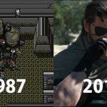 【画像】ゲームのグラフィックの進化が分かる画像wwwwwwwwww
