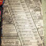 【悲報】週刊少年サンデー、完全に終わる・・・・・